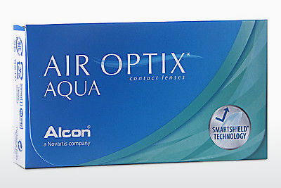 Contactlenzen Alcon AIR OPTIX AQUA (AIR OPTIX AQUA AOA3)