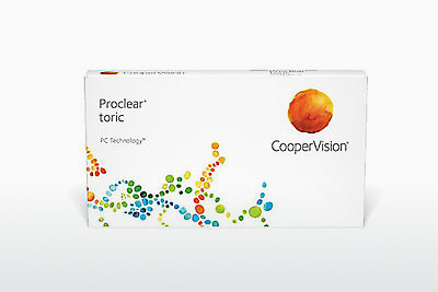 Contactlenzen Cooper Vision Proclear toric PC6