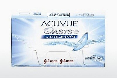 Contactlenzen Johnson & Johnson ACUVUE ADVANCE for ASTIGMATISM AGT-6P-REV