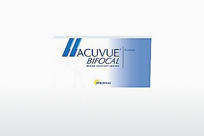 Contactlenzen Johnson & Johnson ACUVUE BIFOCAL BAC-6P-REV