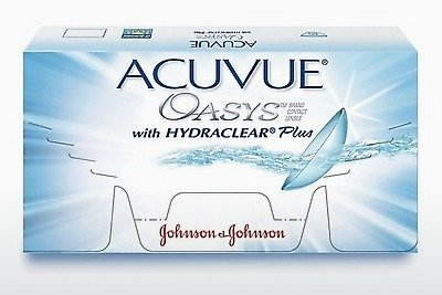 Contactlenzen Johnson & Johnson ACUVUE OASYS for ASTIGMATISM CYP-6P-REV