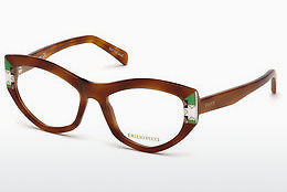Lunettes design Emilio Pucci EP5065 053 - Havanna, Yellow, Blond, Brown