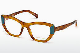 Lunettes design Emilio Pucci EP5066 053 - Havanna, Yellow, Blond, Brown