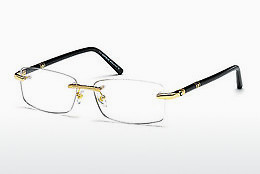 Lunettes design Mont Blanc MB0476 032 - Or