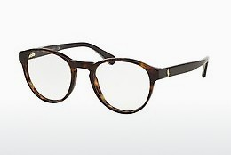 Lunettes design Polo PH2128 5491 - Brunes, Havanna