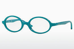 Lunettes design Ray-Ban Junior RY1545 3637 - Bleues