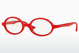 Lunettes design Ray-Ban Junior RY1545 3638 - Rouges