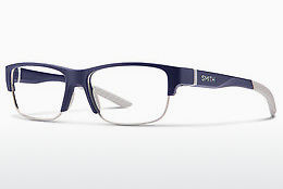 Lunettes design Smith OUTSIDER180SLIM 4NZ - Bleues