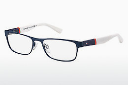 Lunettes design Tommy Hilfiger TH 1284 FO4 - Bleues