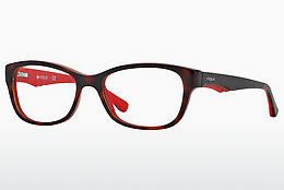 Lunettes design Vogue VO2814 2105 - Rouges, Brunes, Havanna