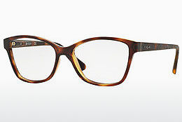 Lunettes design Vogue VO2998 W656 - Brunes, Havanna