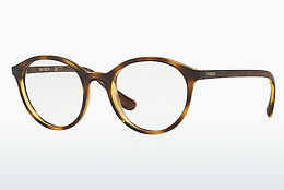 Lunettes design Vogue VO5052 W656 - Brunes, Havanna