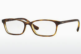 Lunettes design Vogue VO5053 W656 - Brunes, Havanna