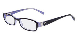 Calvin Klein CK5689 008 BLACK PURPLE