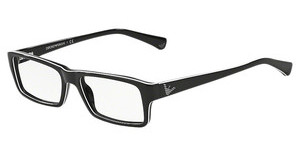 Emporio Armani EA3003 5321 TOP BLACK/WHITE/BLACK