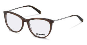 Jil Sander J4012 B brown structured, gun