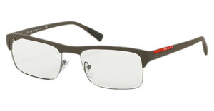 Prada Sport PS 06FV UR41O1 BROWN RUBBER