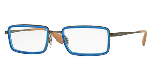 Ray-Ban RX6337 2620 RUBBER BLUE