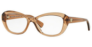 Versace VE3216 617 TRANSPARENT BROWN