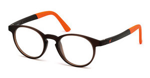 Web Eyewear WE5186 049 braun dunkel matt