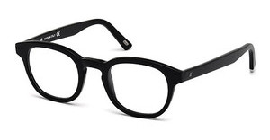 Web Eyewear WE5203 002 schwarz matt
