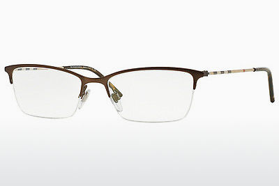Lunettes design Burberry BE1278 1012 - Brunes