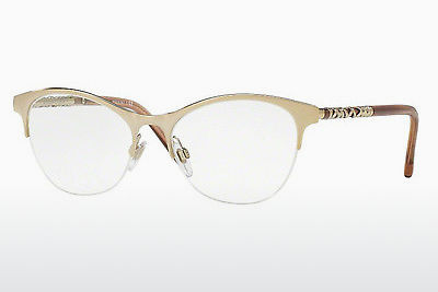 Lunettes design Burberry BE1298 1216 - Or