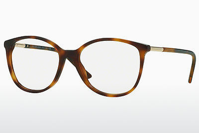 Lunettes design Burberry BE2128 3316 - Brunes, Havanna