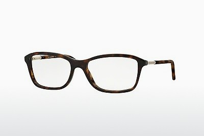 Lunettes design Burberry BE2174 3002 - Brunes, Havanna