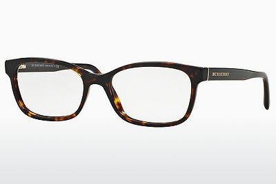 Lunettes design Burberry BE2201 3002 - Brunes, Havanna