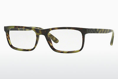 Lunettes design Burberry BE2240 3280 - Vertes, Brunes, Havanna