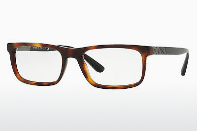 Lunettes design Burberry BE2240 3627 - Brunes, Havanna