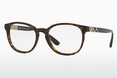 Lunettes design Burberry BE2241 3002 - Brunes, Havanna