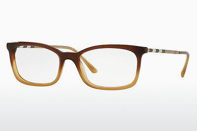 Lunettes design Burberry BE2243Q 3369 - Brunes