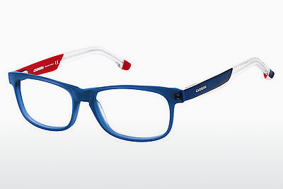 Lunettes design Carrera CA6196 KJA - Bleues, Blanches, Rouges