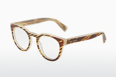 Lunettes design Dolce & Gabbana DG3251 3052 - Brunes, Havanna, Orange