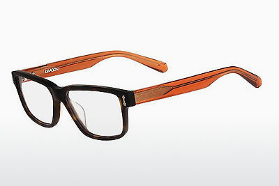 Lunettes design Dragon DR135 ERIC 226 - Brunes, Havanna