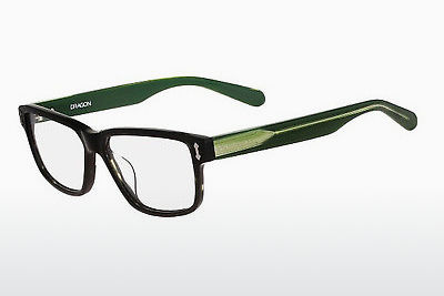 Lunettes design Dragon DR135 ERIC 310 - Brunes, Havanna