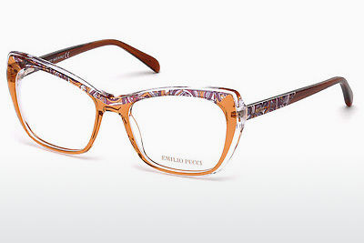 Lunettes design Emilio Pucci EP5052 044 - Orange