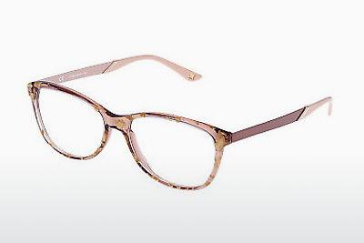 Lunettes design Escada VES354 NVSX - Brunes, Or