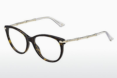 Lunettes design Gucci GG 3780 LVL - Brunes, Havanna, Or
