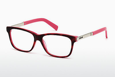 Lunettes design Just Cavalli JC0619 055 - Havanna, Brunes