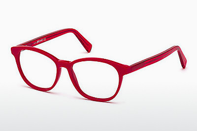 Lunettes design Just Cavalli JC0684 066 - Rouges, Shiny