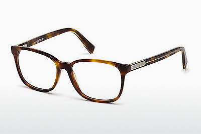 Lunettes design Just Cavalli JC0685 052 - Brunes, Dark, Havana