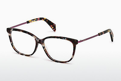 Lunettes design Just Cavalli JC0706 056 - Brunes, Havanna