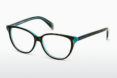 Lunettes design Just Cavalli JC0710 056 - Brunes, Havanna