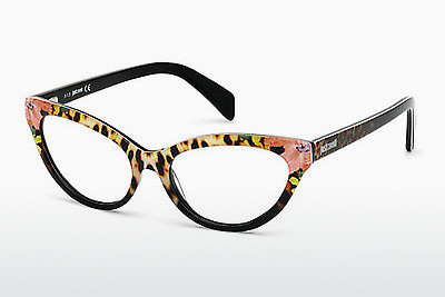 Lunettes design Just Cavalli JC0716 047 - Brunes, Bright