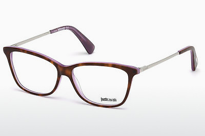 Lunettes design Just Cavalli JC0754 A56 - Brunes, Havanna