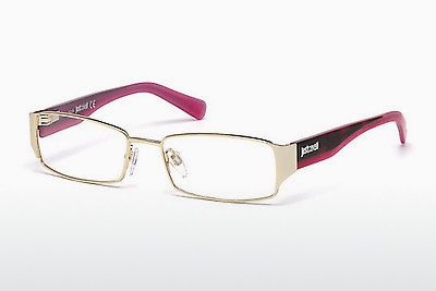 Lunettes design Just Cavalli JC0756 028 - Or