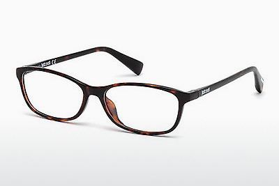 Lunettes design Just Cavalli JC0757 052 - Brunes, Dark, Havana